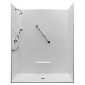 BF6232 Victoria Barrier-Free Shower
