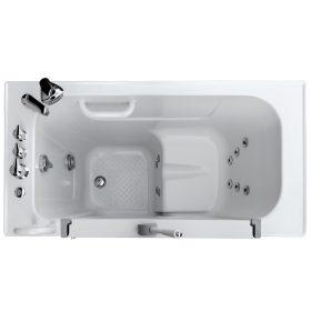 HY1141L Plus Hydrolife Deluxe Walk-in Tub