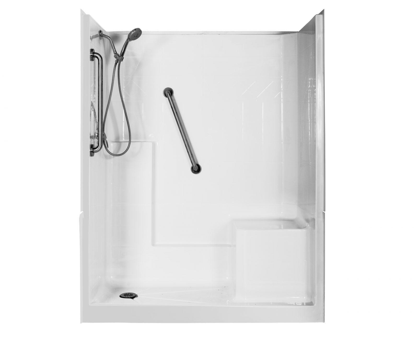 Elizabeth Low Threshold Shower