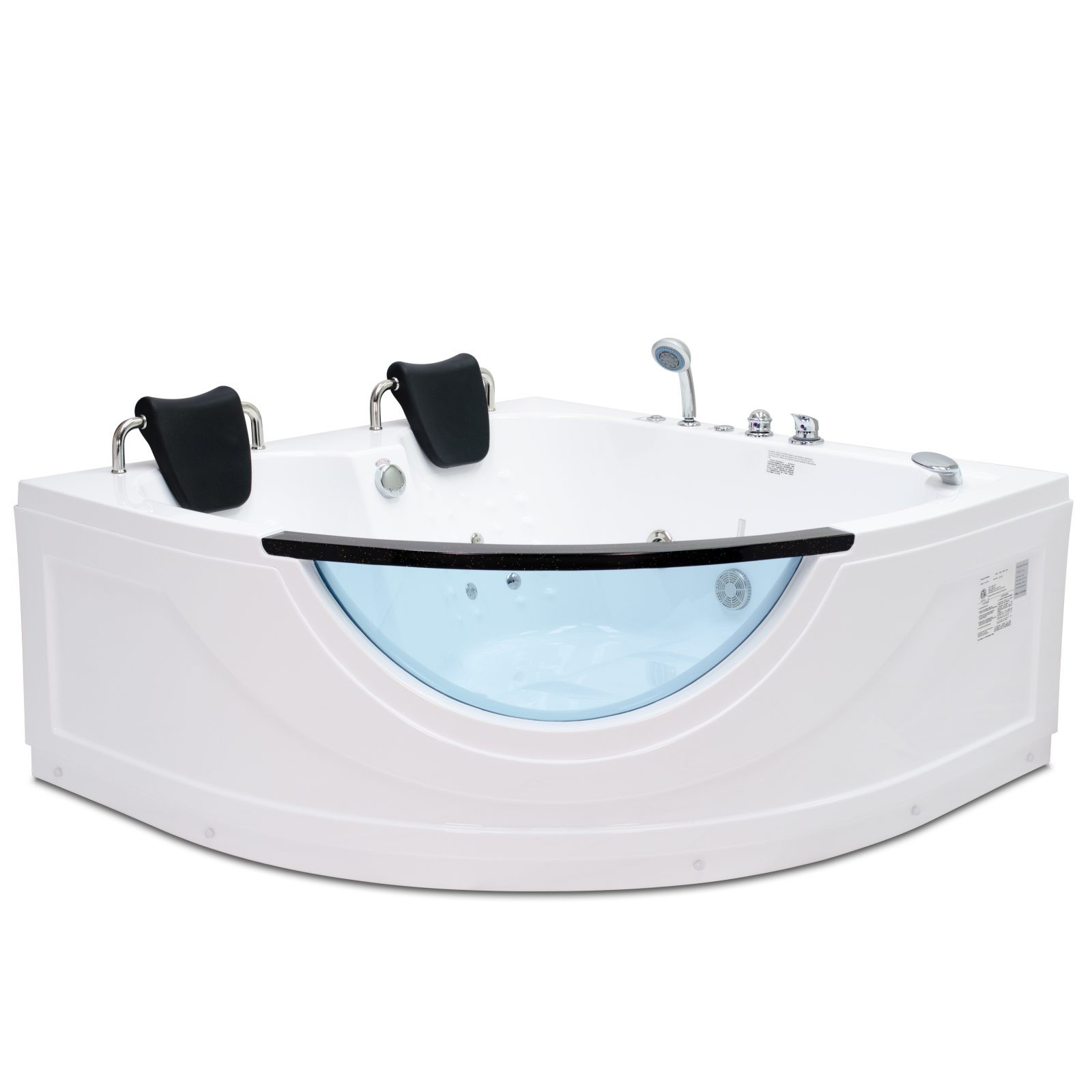 by dimensions person whirlpool tub double side for jacuzzi bath two bathtub bathtubs