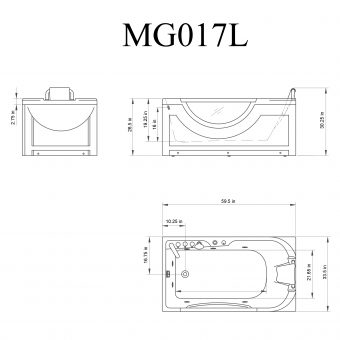 MG017L diagrams