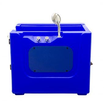 Pet Wash RA-063 Sapphire Blue